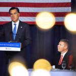 Mitt Romney at Green Grove Gardens