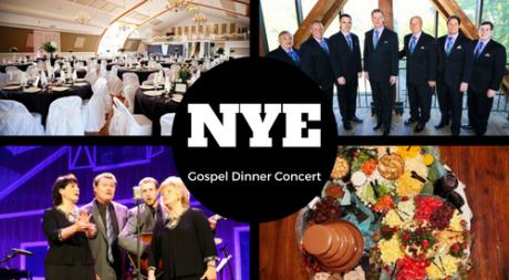 NYE Gospel Dinner Concert