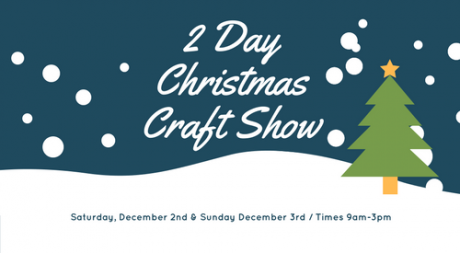 2 day christmas craft show - Green Day Christmas