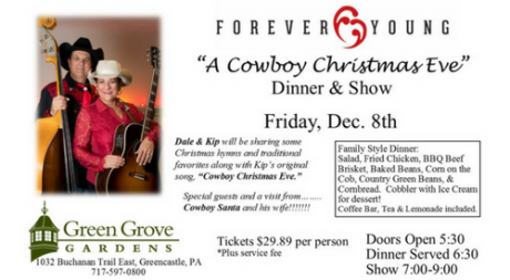 Cowboy Christmas Eve Show