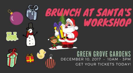 Brunch at Santa's Workshop