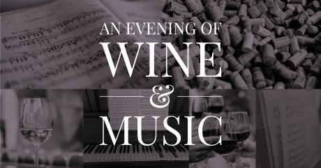 An Evening of WIne & Music