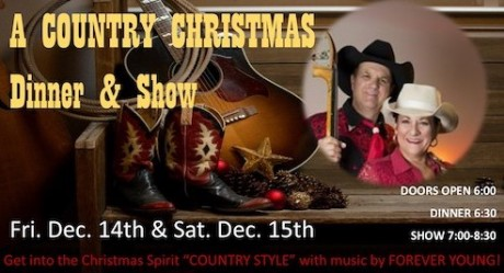 A Country Christmas Dinner & Show
